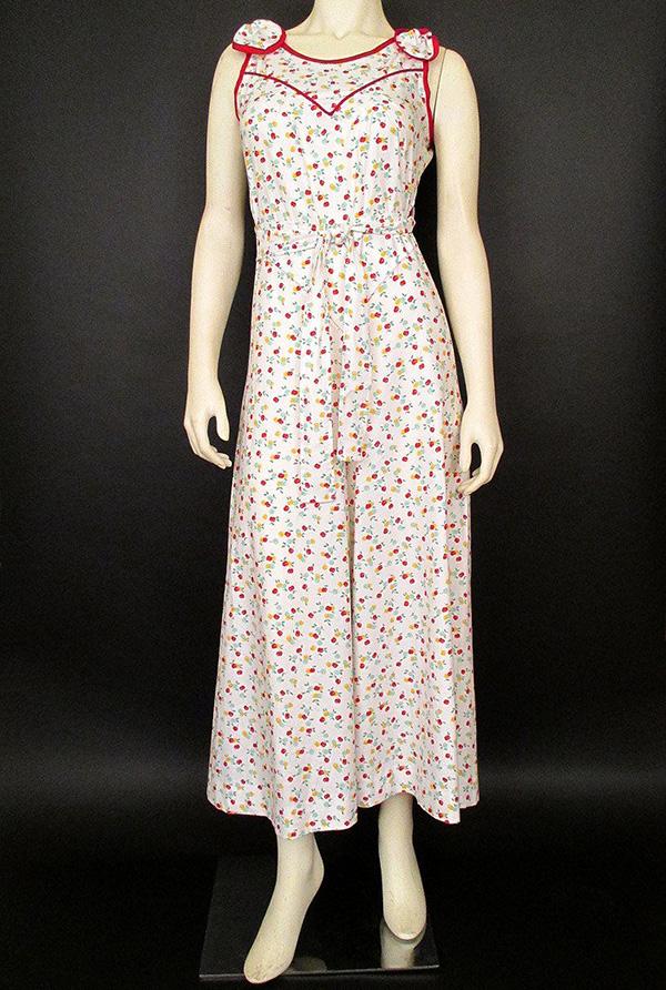 1920's Style Beach Pajamas